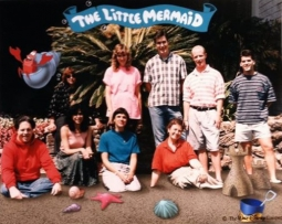 Disney Film: The Little Mermaid 1989