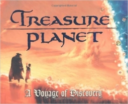 Treasure Planet by Jeff Kurtti Book Cover