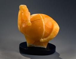 , sculpture by Ellen Woodbury