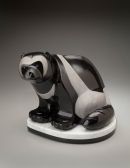 Phantom, sculpture by Ellen Woodbury