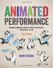 Animated Performance by Nancy Beiman Book Cover