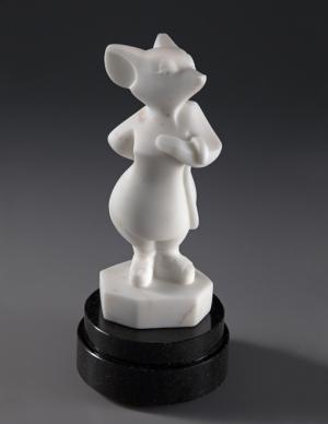 ellen-woodbury-codename-white-mouse-espadrilles-sculpture
