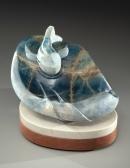 Clean Water, sculpture by Ellen Woodbury